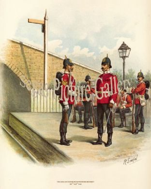 Duke of Edinburghs Wiltshire Regiment (62nd & 99th Foot)